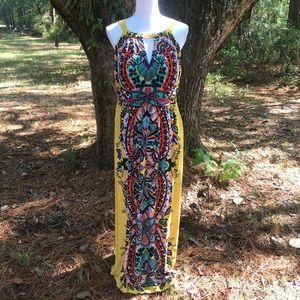 Emma & Michele Long Maxi Dress 6️⃣